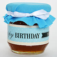 Мармелад Апельсин-виски. Вкусный подарок. Happy Birthday