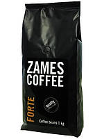Кофе Zames Coffee Forte в зернах 1 кг