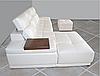 """Кожаный угловой диван """"Ливиньо"""" (335см-185см), фото 4"""