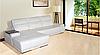 """Кожаный угловой диван """"Ливиньо"""" (335см-185см), фото 3"""