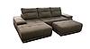 """Кожаный угловой диван """"Ливиньо"""" (335см-185см), фото 2"""