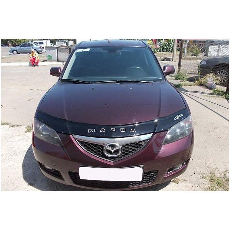 Дефлектор капота VIP TUNING Mazda 3 2003-2008 /седан