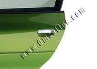 Audi A4 SD 8E(B7) Дверные ручки Omsa (нерж.) 4-дверн.