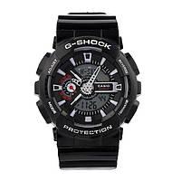 Часы Casio G-Shock ga-110 Black-White. Реплика ТОП качества!, фото 1