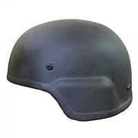 Баллистический шлем MICH2000 NIJ IIIA Black (M/L)