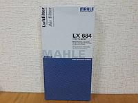 Фильтр воздушный Шкода Октавия Тур 1996-->2010 Mahle (Германия) LX684