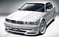 Бампер передний BMW E38