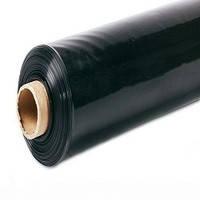 Пленка черная (80мк) 1500 × 100 м