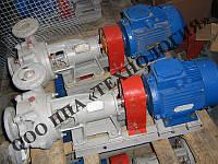 Консольный насос К150-125-250 центробежный для воды