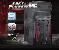 Компьютер для игр FF Frimecom i3-6300 3.8GHz/ 8GB /2GB GTX 960/ 120GB SSD/ 1TB/ 700W