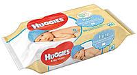 Влажные салфетки HUGGIES® Pure 56 шт.