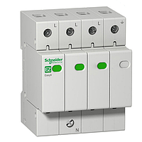 УЗИП Schneider Electric Easy9, 20kA, 3P+N, 10 kA, 1,3кВ