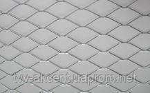 Сетка просечно-вытяжная оцинкованная 2,0*8,0 мм 0,5мм 0,5/1,5м.