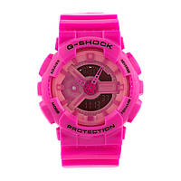 Часы Casio G-Shock ga-110 Pink