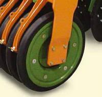 Бандаж (колесо-каток) 580x74x15 резино-клинового катка дисковой бороны 955874 (боковой)