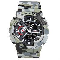 Часы Casio G-shock GA-110 Silver