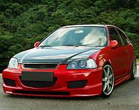 Бампер передний Honda Civic 5D