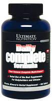 Витамины и минералы Ultimate Nutrition Daily Complete Formula (180 caps)