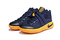 Мужские баскетбольные кроссовки Nike Kyrie 2 (Mid Navy/University Gold), фото 1