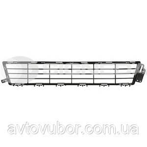 Решетка переднего бампера центр Ford S-MAX 06-09 PFD99158CA 1459031