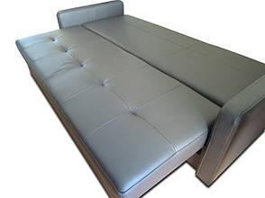 Новый раскладной кожаный диван FX10 B7 (212см), фото 3