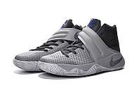 Мужские баскетбольные кроссовки Nike Kyrie 2 (Wolf Grey), фото 1