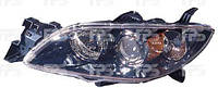 Фара передняя левая и правая Мазда 3  2004-2009