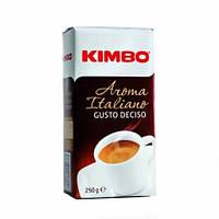 Кофе Kimbo Aroma Italiano Gusto Deciso 250г молотый
