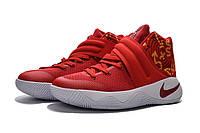 Мужские баскетбольные кроссовки Nike Kyrie 2 (China Red/White), фото 1