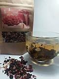 Композиционный на основе зеленого чая  «Самый лучший день…»