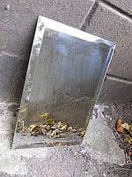 "Плитка зеркальная""серебро"" 600*600 фацет 10мм, фото 1"