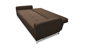 """Мягкий раскладной кожаный диван """"FX-10 LIGHT 3R"""" (218см), фото 2"""
