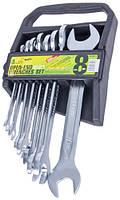 Набор рожковых ключей Alloid 6х7 - 20х22 мм 8 предметов (НК-2051-8)