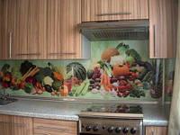 Каленое стекло, Фартух на кухню