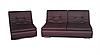 """Двухместный кожаный диван """"Сорренто"""" (200см), фото 2"""