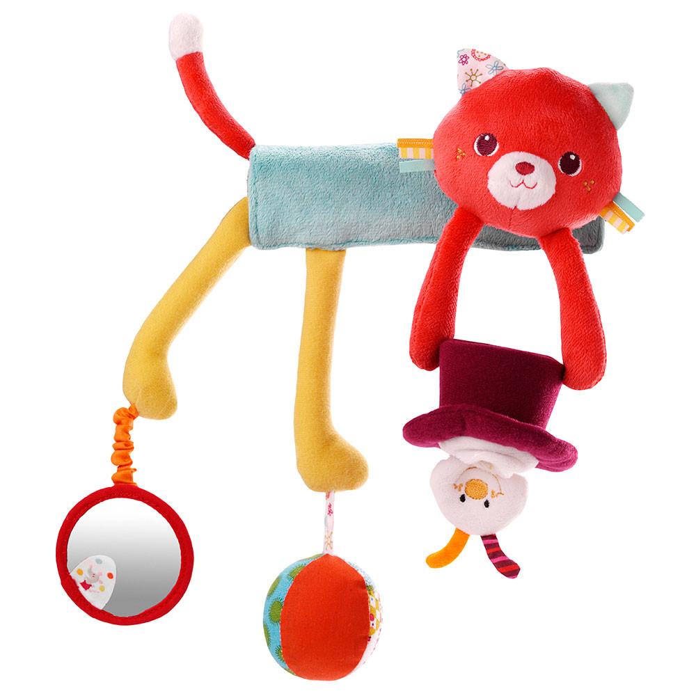"Lilliputiens - Игрушка-подвеска ""Кошечка Колетт"""
