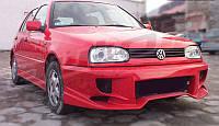 Бампер передний Volkswagen Golf 3