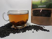 """Крупнолистовой рассыпной зеленый байховый чай """" Gunpowder"""""""