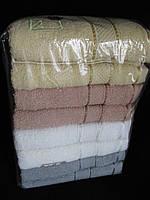 Махровые полотенца с вышивкой., фото 1