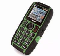 Телефон Land Rover AK8000 Зеленый Противоударный (2sim, мощная батарея 5000 mAh, фонарик), фото 1
