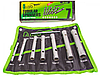 Набор трубных ключей Alloid 6х7 - 21х22 мм 7 предметов (НКТ-0622)