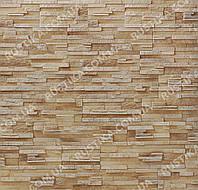Декоративная гипсовая плитка Верона (тонкостенный кирпич, выполненный в виде плитки)