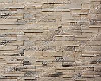 Гипсовая плитка для отделки камина Валенсия
