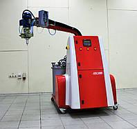 OSV S400 - установка низкого давления для смешивания и дозирования широкого спектра полимерных материалов