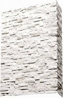 Плитка гипсовая Живой камень 10 прямая