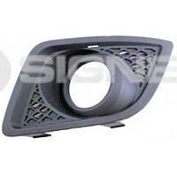 Решетка переднего бампера правая Ford Fiesta 06-08 PFD99159CBR 1375900