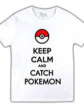 Футболка Покемон го/Pokemon Go Instinct
