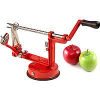 Яблокочистка Серпантин - кухонный аксессуар для очистки кожуры с фруктов