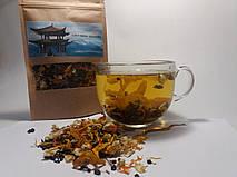 Композиционный на основе зеленого чая  «Сокровища Шаолиня»