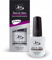 BLAZE Base & Glaze - Покрытие база / финиш 2 в 1 с Keramil